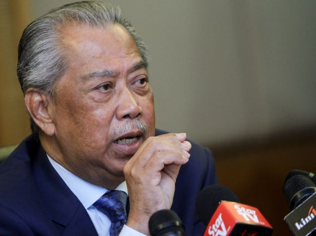 Muhyiddin: RM300mil set up to curb drug abuse | The Star Online