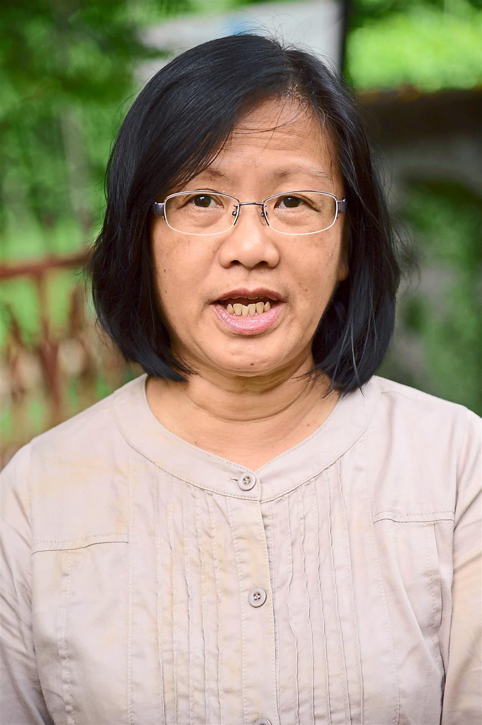 Be fair: Chin hopes the state government will not give excuses to not hold local council elections.