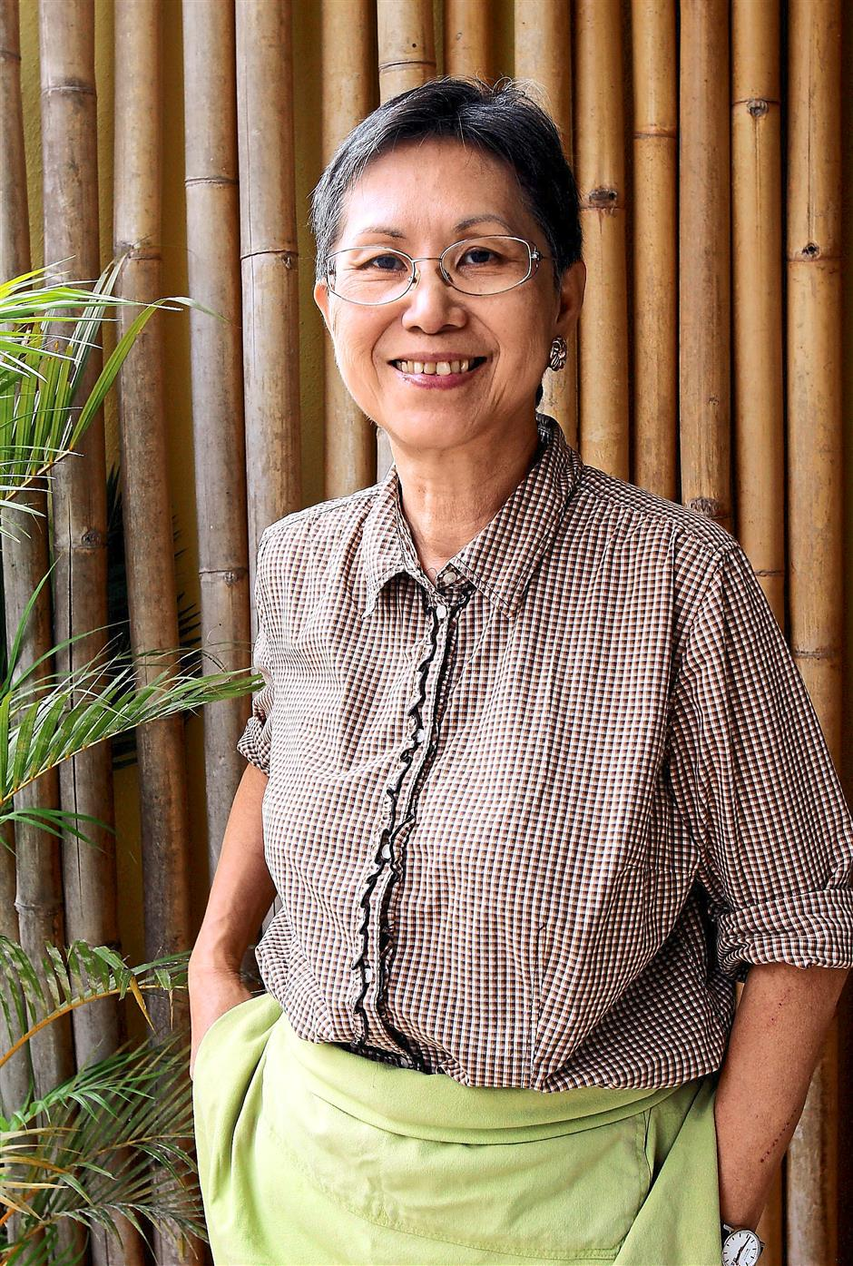 Woods Macrobiotics founder June Ka Lim claims to helping many people regain their health with pure food.