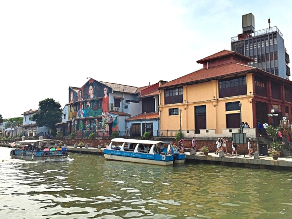 The state government said maintaining the cleanliness of Sungai Melaka was a priority because of its historic, tourism and agricultural importance.  u2014 Filepic
