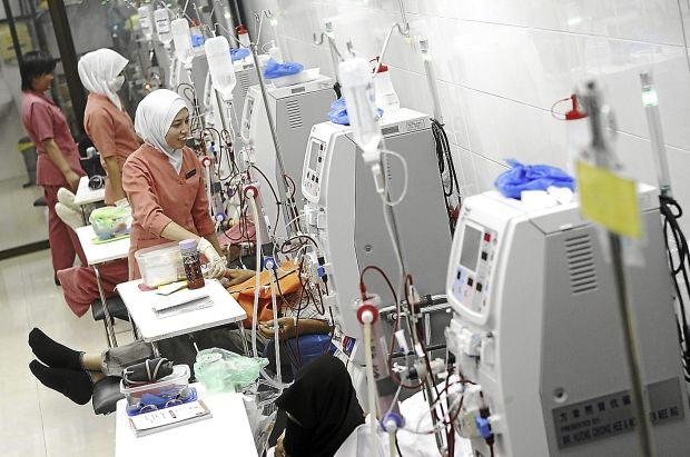 Dialysis subsidy drying up | The Star Online