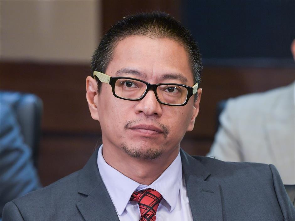 Election Commission Deputy Chairman Prof Dr Azmi Sharom. MOHD SAHAR MISNI/The Star