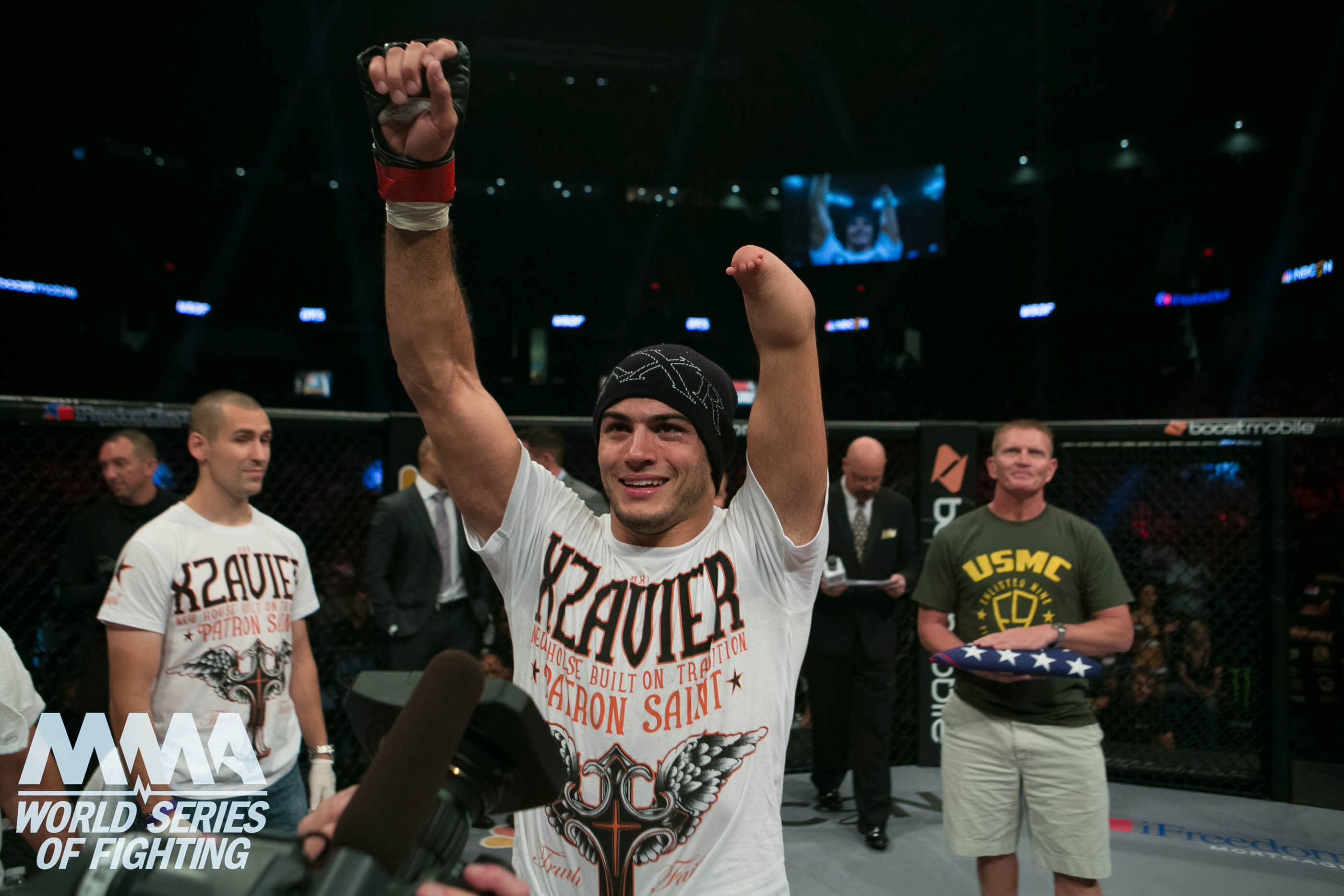 Amputee Nick Newell is a champion MMA fighter | The Star Online