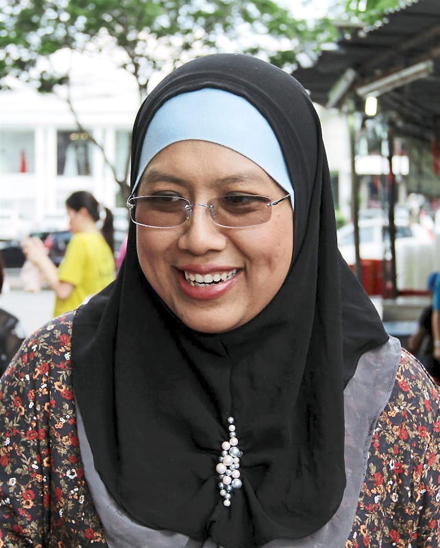 Tourism Selangor General Manager Noorul Ashikin Mohd Din, (For Sultan Birthday Supplement.)