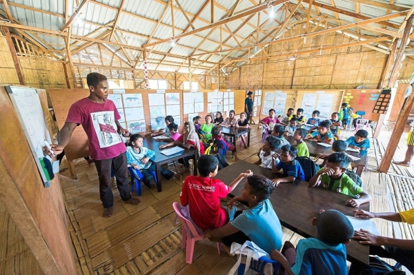 Better facilities needed:  More needs to be done to improve schools for the Orang Asli communities in the country.