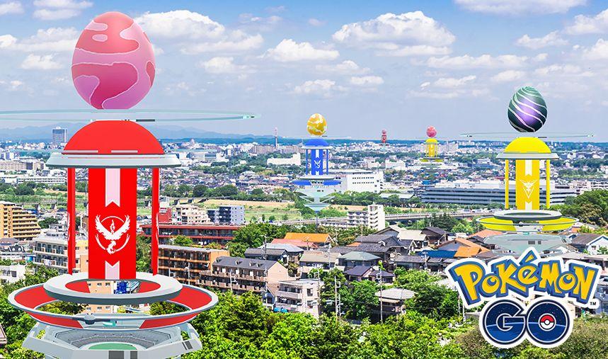 Pokémon Go' celebrates summer with Community Day and raid