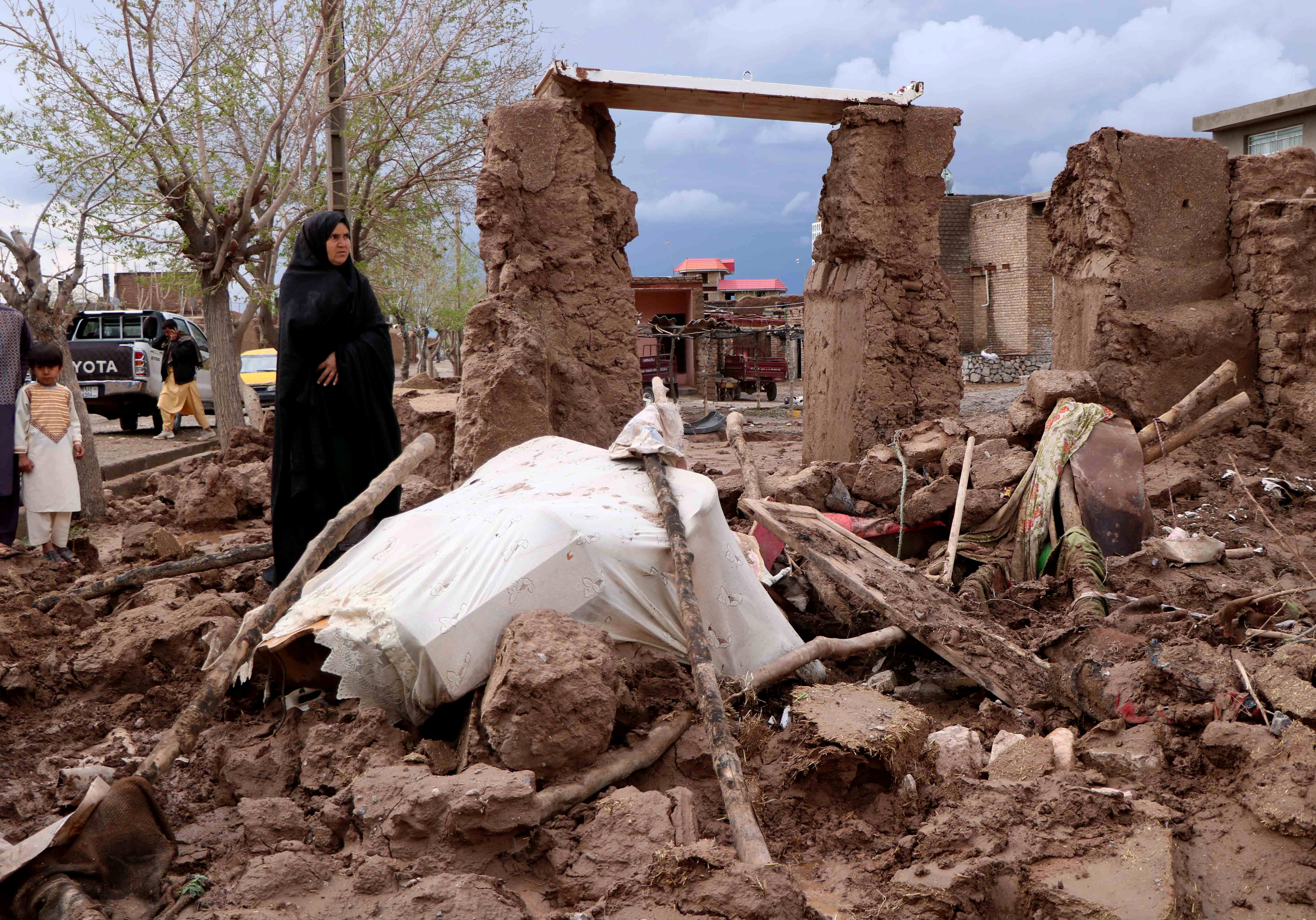 Afghanistan floods kill 32, worsen already desperate situation   The