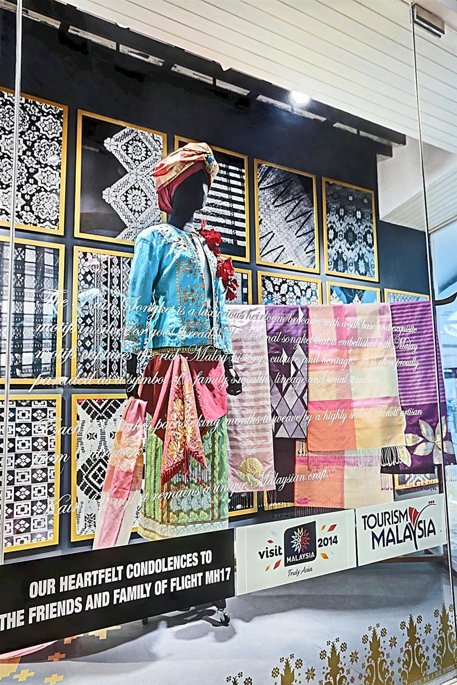Fashionable way to promote tourism | The Star Online