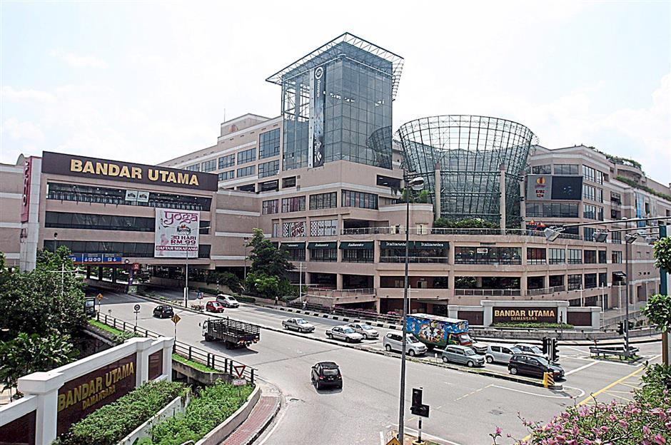 1-Utama shopping centre in Bandar Utama, Petaling Jaya