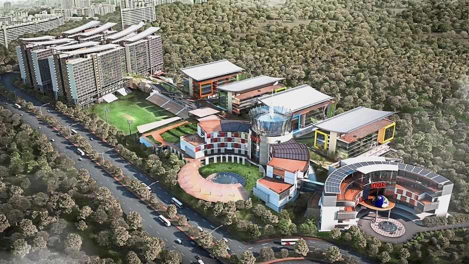 The Management Development Institute of Singapore will open its doors in the middle of this year.