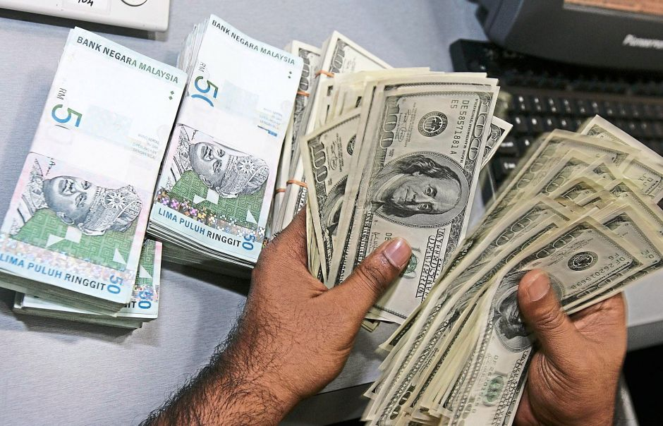 Ringgit Opens Lower Against Us Dollar The Star