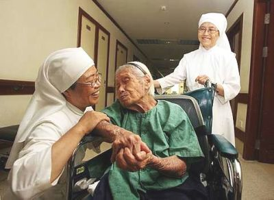 A Safe Haven For The Elderly The Star