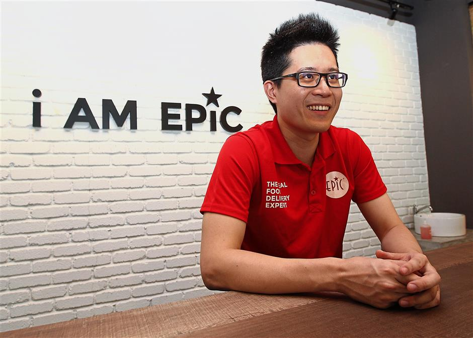 Keeping a close ear: Lai says it is important to stay on the ground to keep up with developments in the industry.