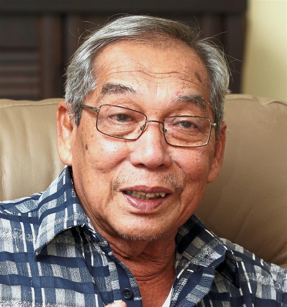 Parti Pribumi Bersatu Malaysia vice-president Tan Sri Abdul Rashid Abdul Rahman