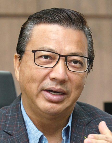 Liow: 'We aim to be a university by 2020.'