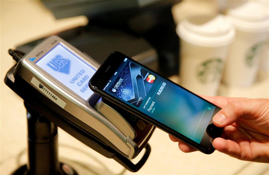 Are you ready to ditch your physical wallet for the smartphone