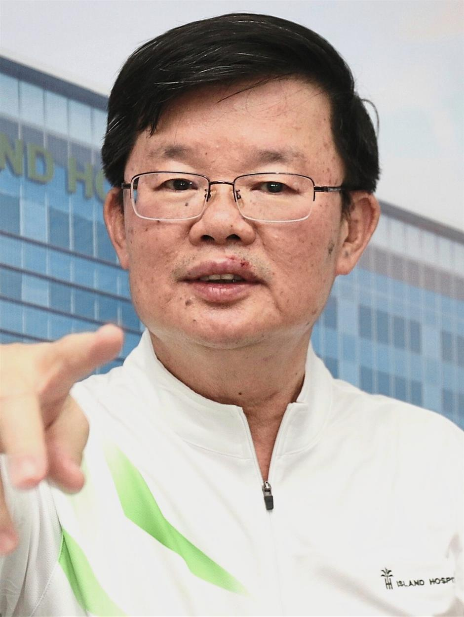 Chow says the industrial sector performed well in 2018 with investment of RM1.98bil.