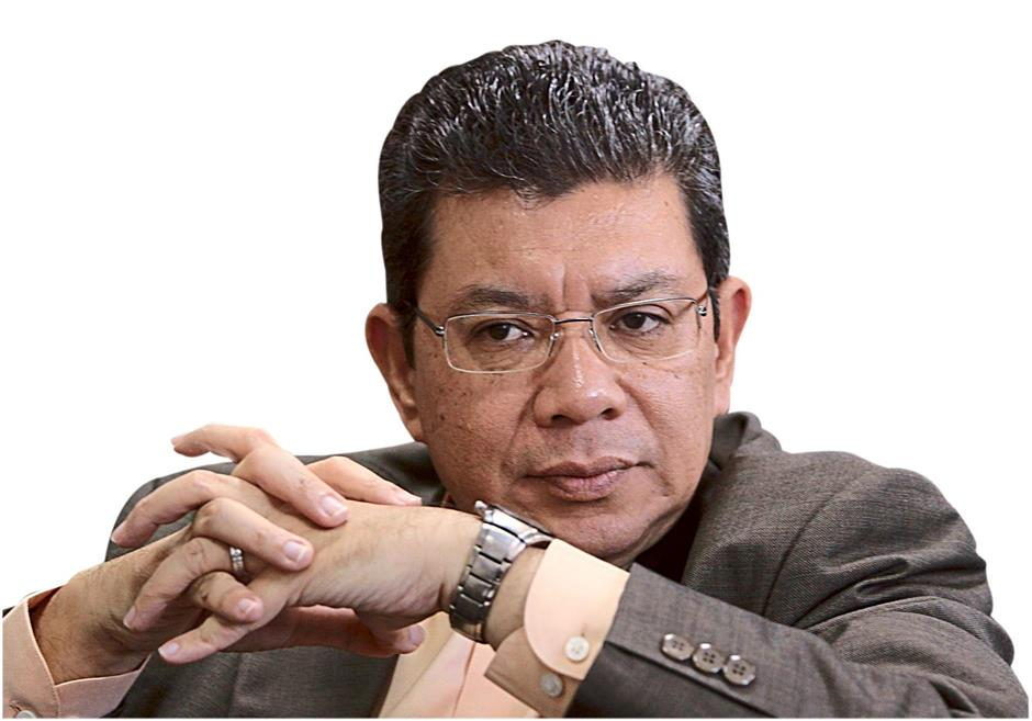 Datuk Saifuddin Abdullah, member of the law and policy working committee in the National Unity Consultative Council (NUCC) at the National Unity and Social Development Ministry.