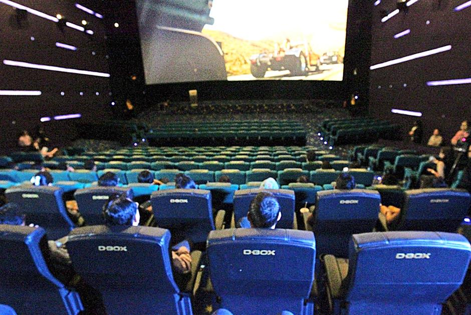 New Motion Seats In Gsc Cinemas Function In Sync With Movie The Star