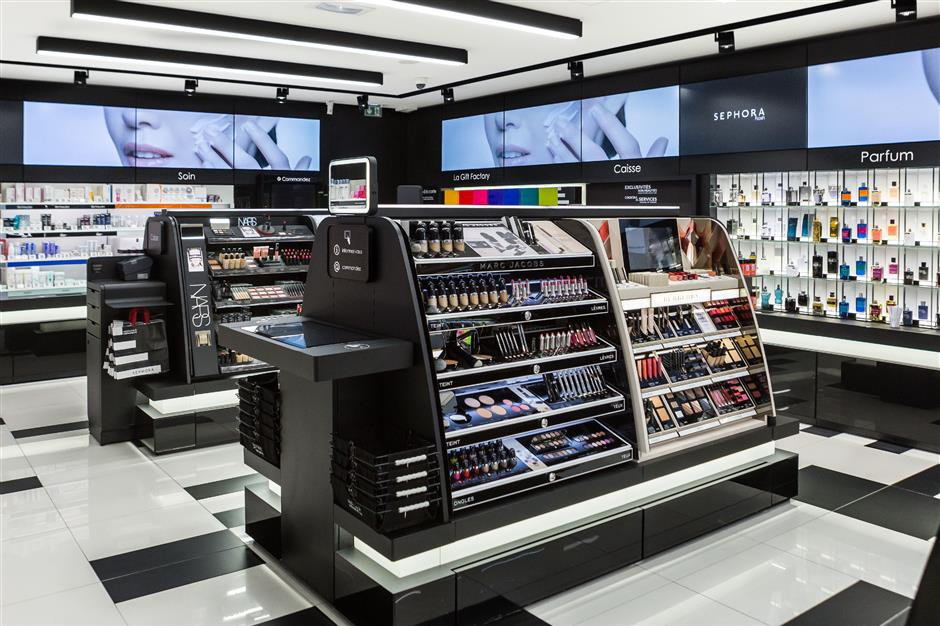 Sephora welcomes connected beauty with a new 3 0 store
