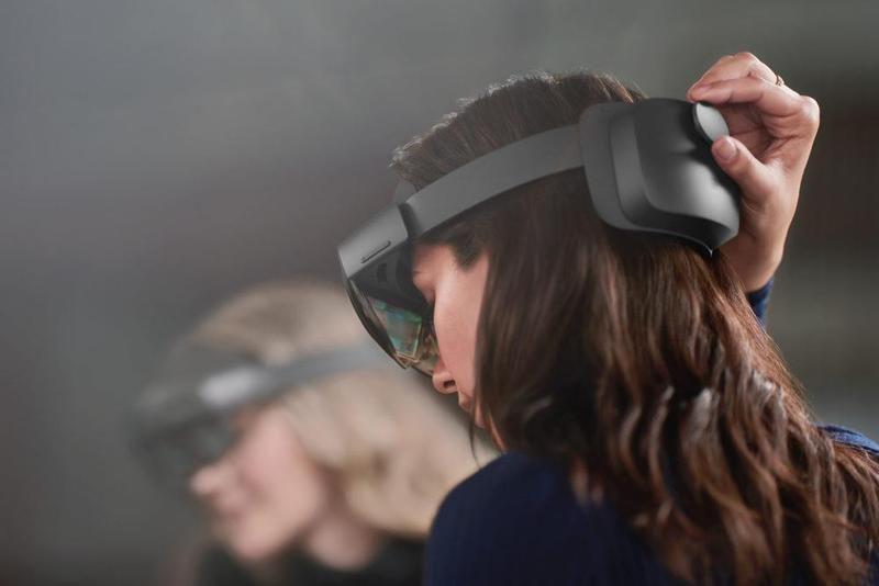 Microsoft's overhauled Hololens 2 upgrades visuals, ease of