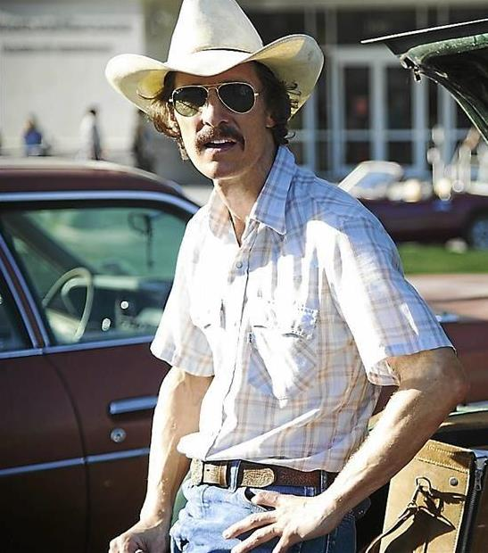 The absence of Dallas Buyers Club from our cinemas disappopints the writer, who was keen to understand how a homophobe (played by Matthew McConaughey) helps the people he hates most.