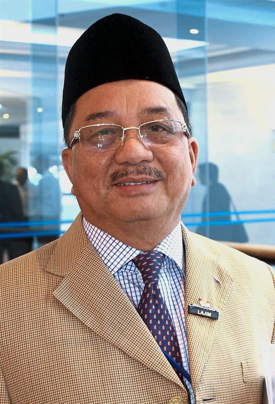 Lajim: Sabah Umno's main point of concern in the 2013 elections.