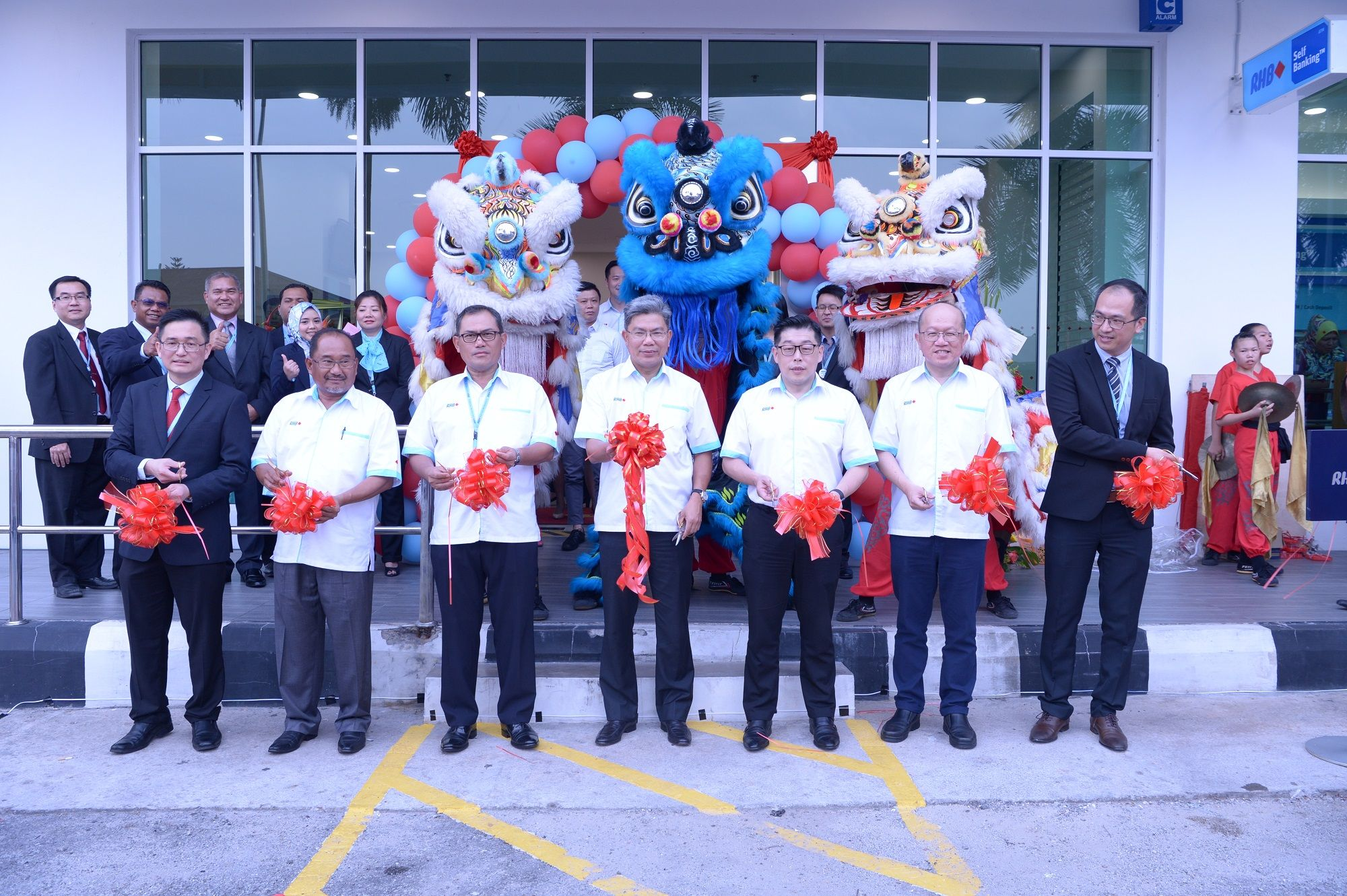 RHB Bank opens 20th branch at SOHO Ipoh | The Star Online