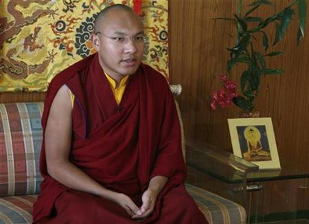 Tibetan Buddhist leader shies from mantle of power | The
