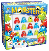 Cannibal Monsters is up for grabs in ParenThotsu2019 Win A Puzzle promotion.