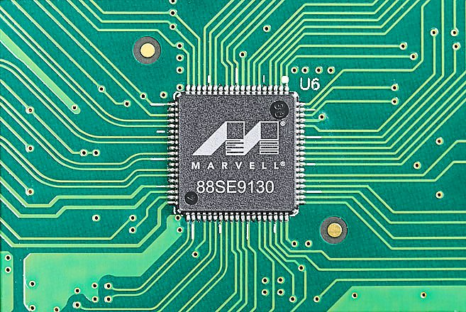 Examples of the integrated circuits and chips that Marvell Semiconductor Sdn Bhd designs.
