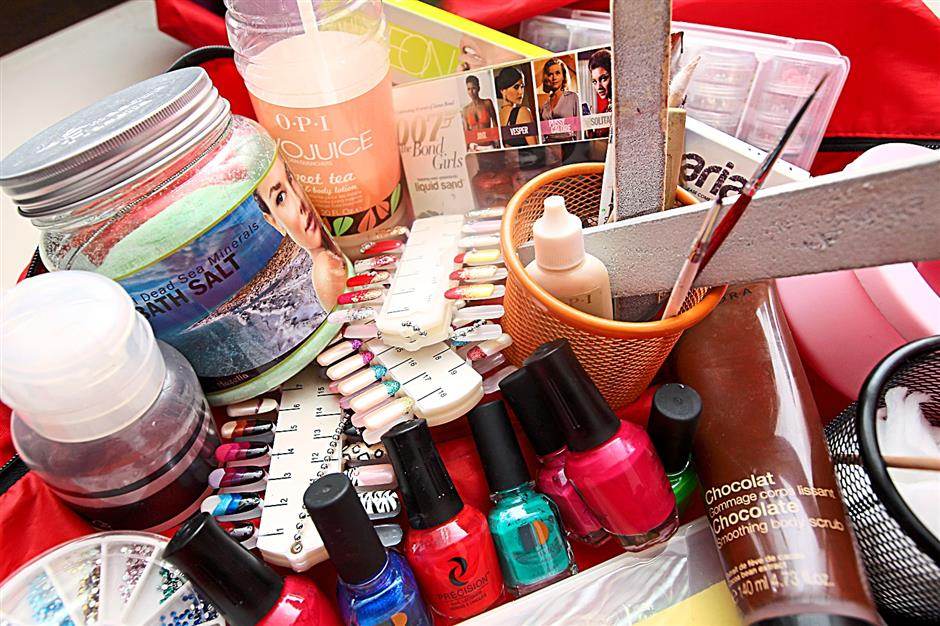 Beauty services in the comfort of your own home? Yes, please! | The