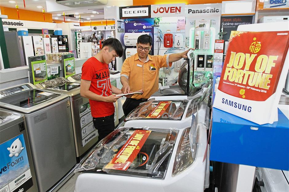 Pent-up demand: Retailer Ban Hin Bee sees increased sales for the start of 2019.