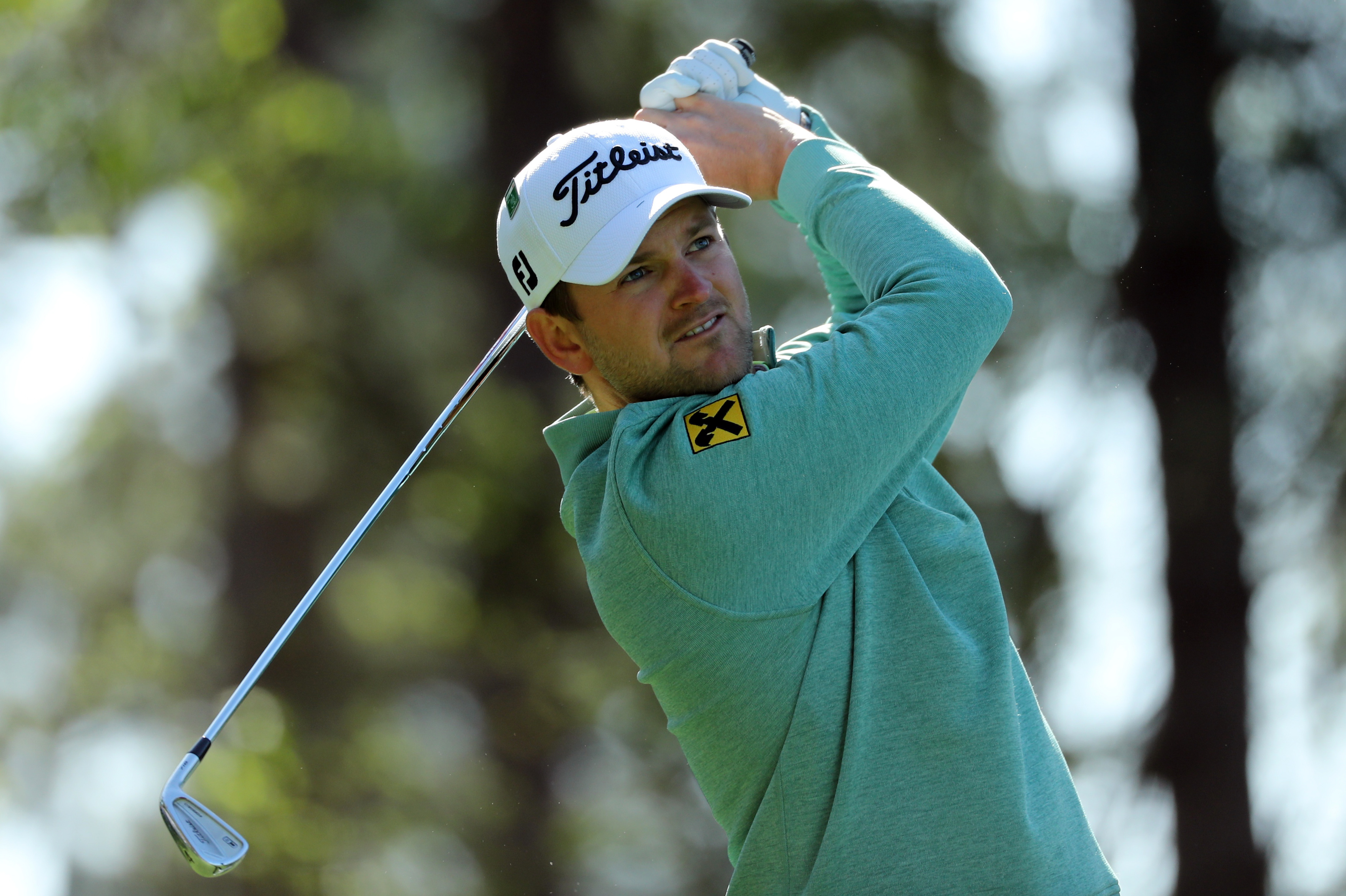 Wiesberger Cards Career Best 61 To Share Scottish Open Lead