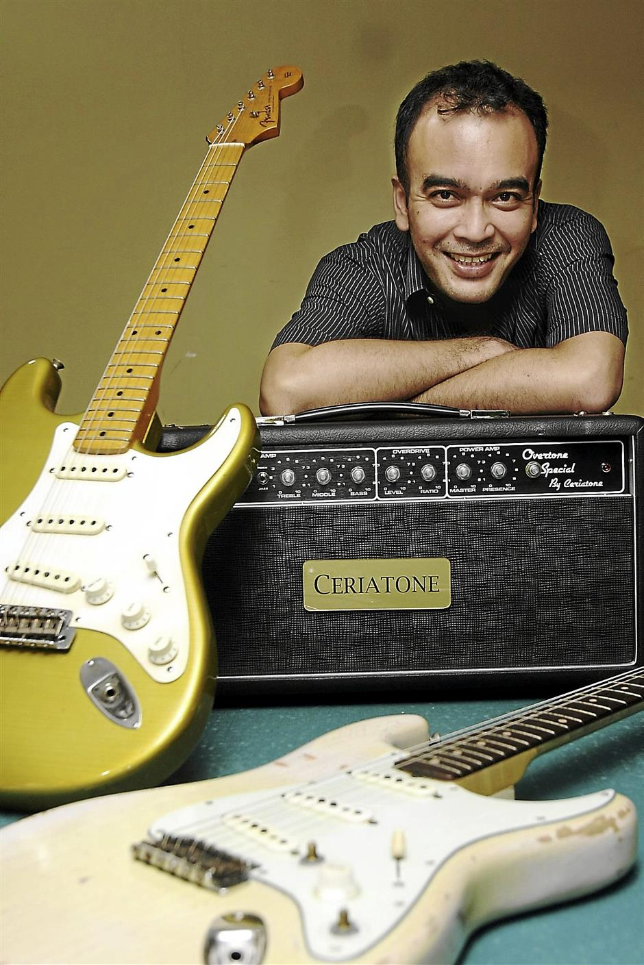 Nik Shazwan Nik Azam, MD, Ceriatone Amplification Sdn Bhd  played the guitar as a hobby and was familiar with all the forums and portals that are popular among amp lovers.For MetroBiz: Ceriatone Amplification has clients in 72 different countries across six continents and with US and Europe going strong this year, business may grow beyond expectations.