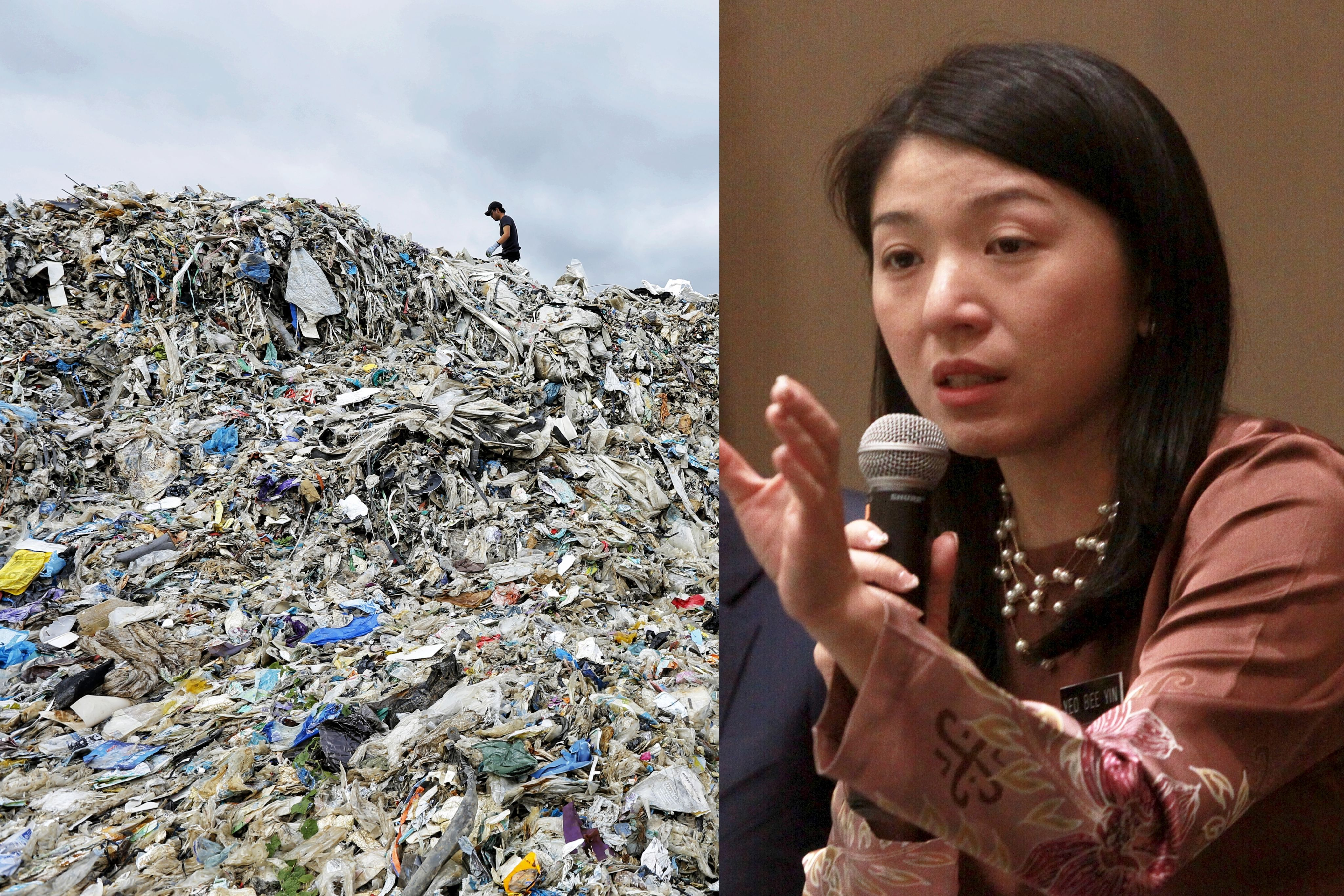 Yeo: Plastic waste is now being smuggled into Malaysia | The Star Online