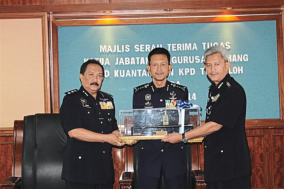 Increase of crime rate in Pahang in first quarter | The Star