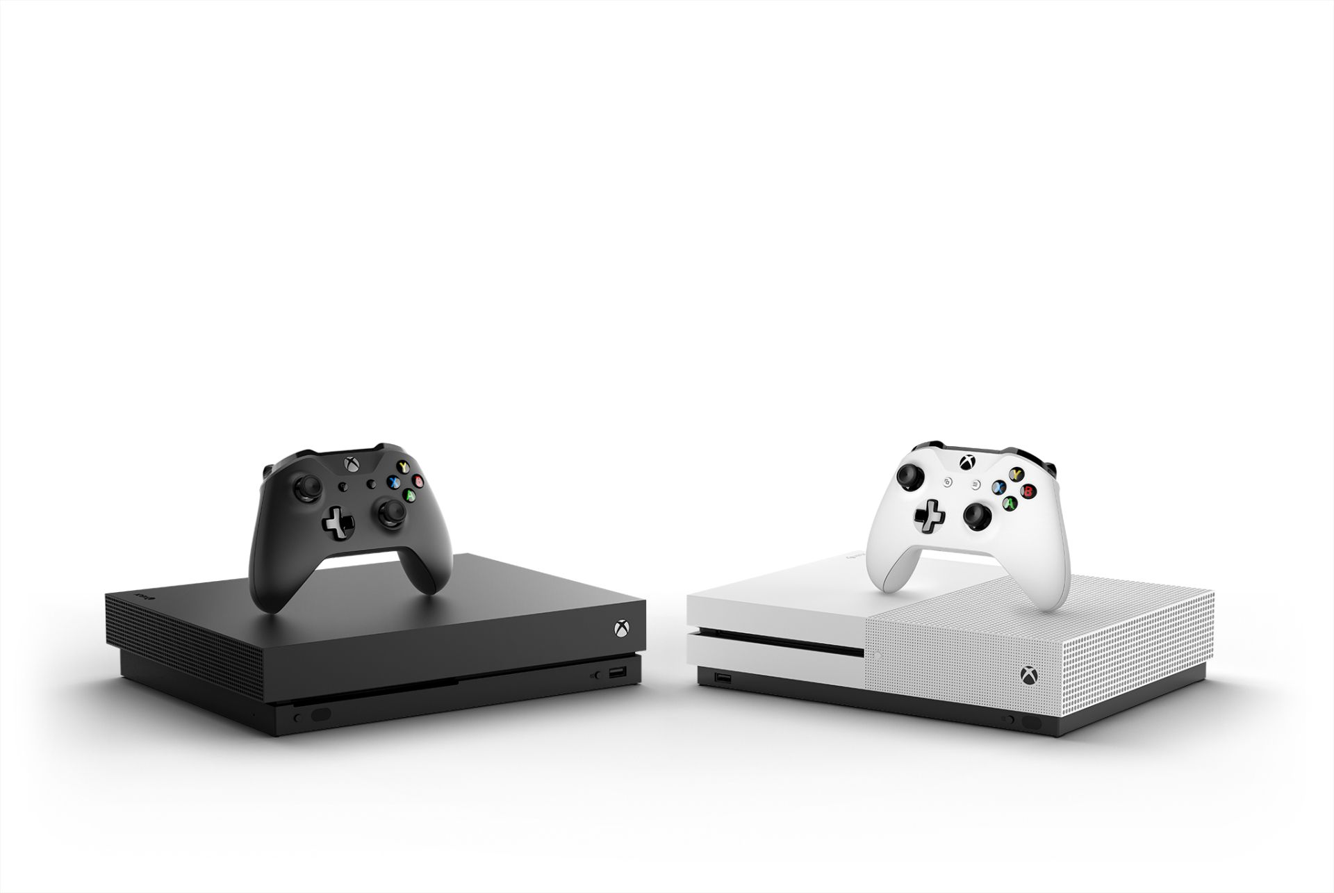 New Xbox One S drops disc drive, to go digital in May | The Star Online
