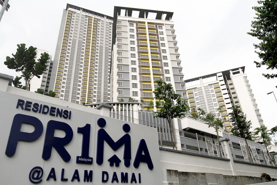 Govt not selling affordable housing units in cities | The