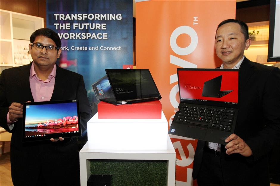 Lenovo's new Thinkpad X1 lineup: more power, less weight