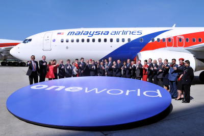 MAS joins oneworld alliance | The Star Online