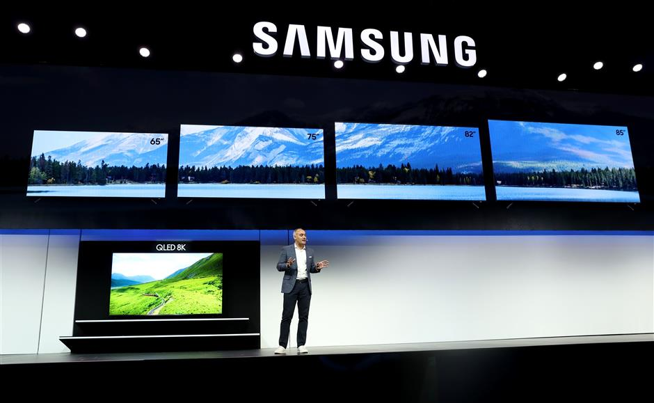 CES 2019: Samsung unveils massive 98in 8K TV, expands Bixby