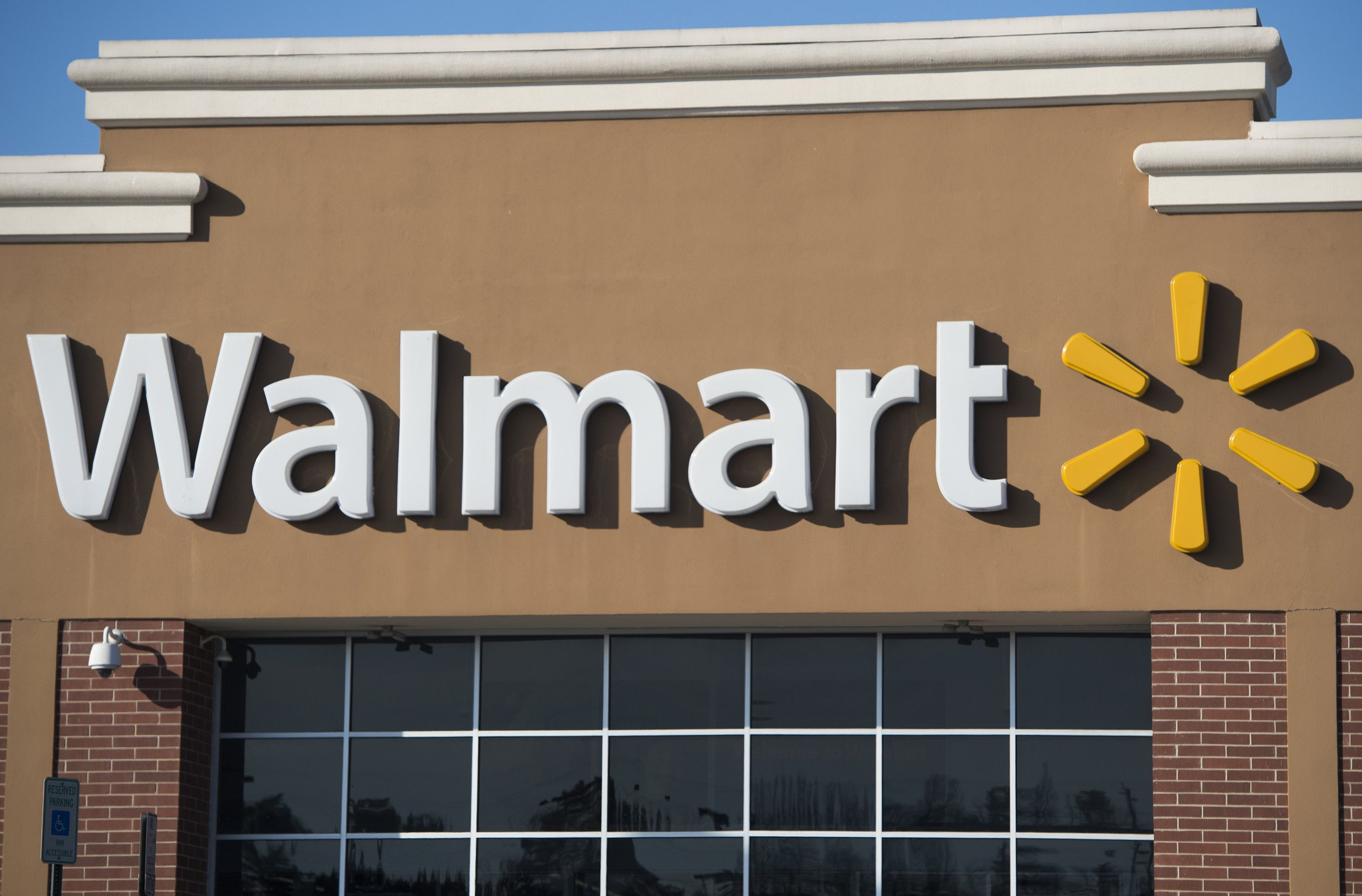 A Walmart store is seen in Landover, Maryland. u2014 AFP Relaxnews