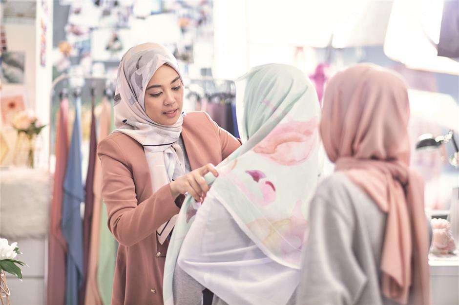 At the heart of Ameerau2019s business lies a desire to create stylish pieces that appeal to self-confident, fashionable Muslim women.