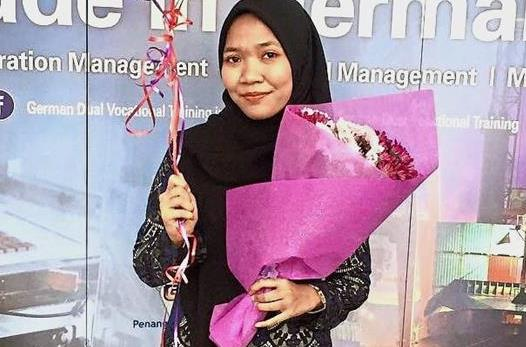Nur Syafiqah says practical trainees are exposed to the real working world where they can develop further skills.