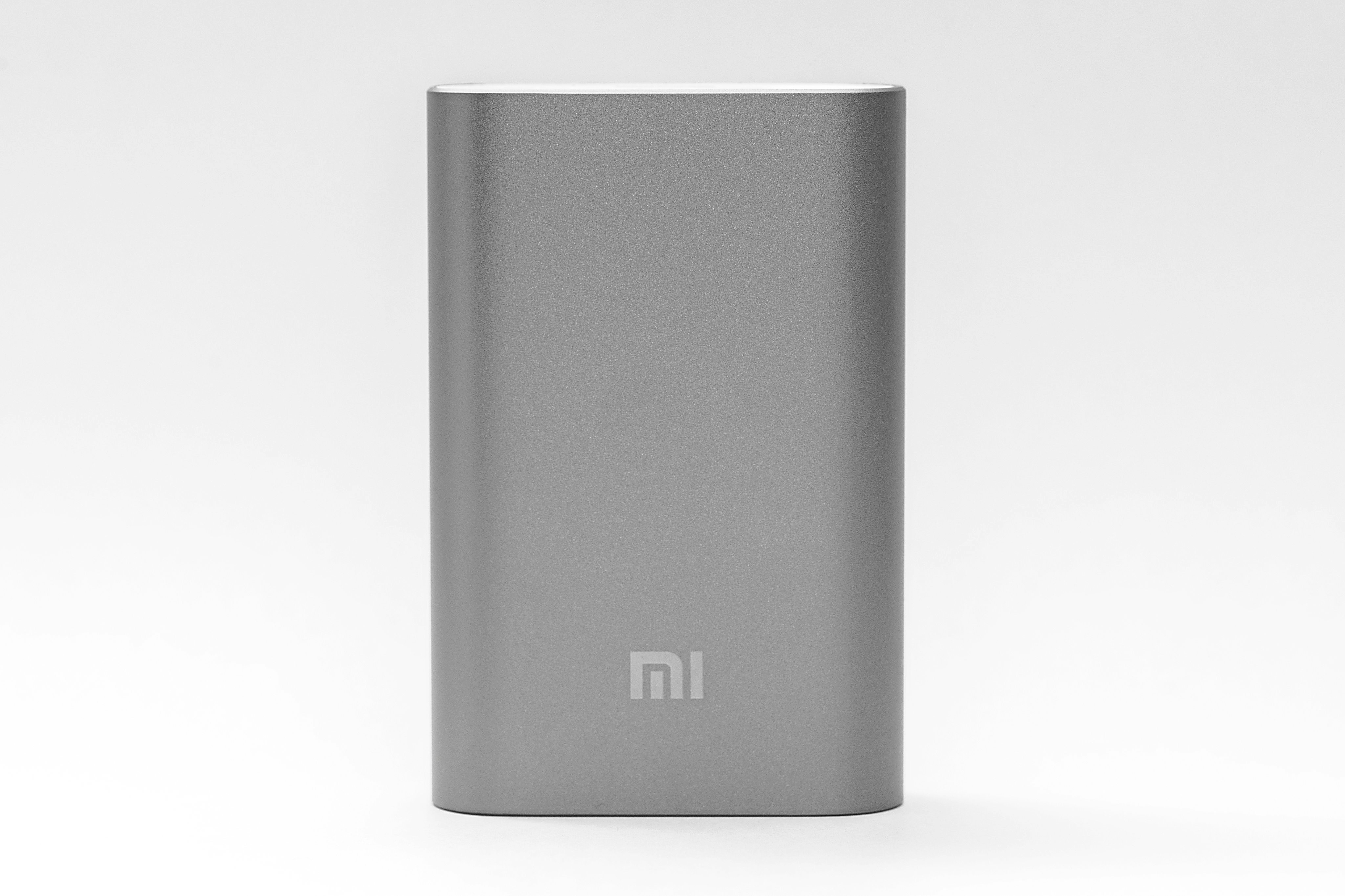 Packing power: the Xiaomi Mi Power Bank 10,000mAh is a great gift for anyone who needs to charge on the road