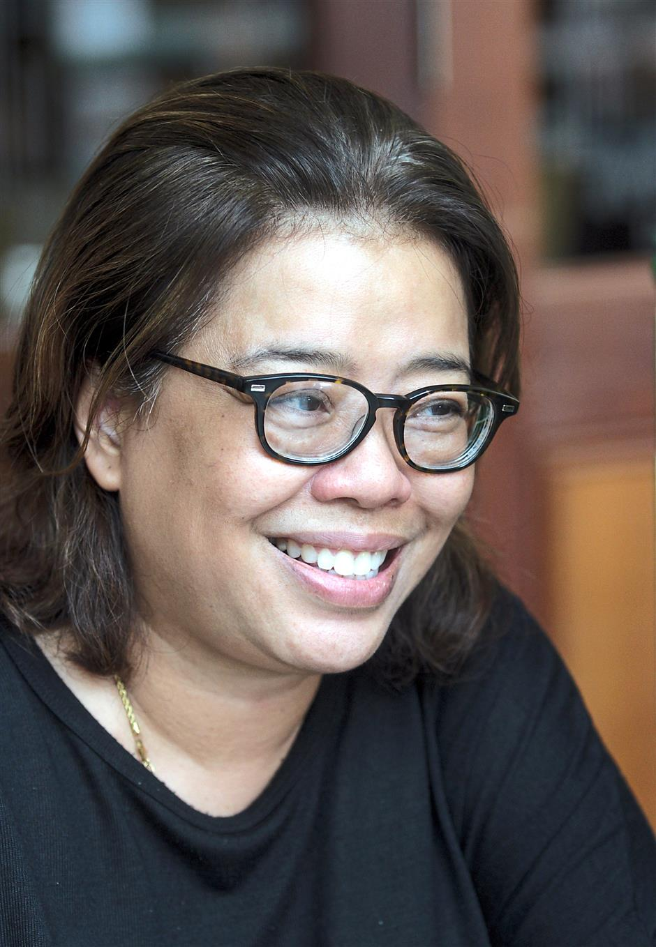 """Dr Hartini said that, """"The whole process of adopting a stateless child and getting citizenship for him/her is so convoluted."""""""