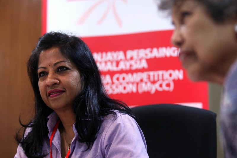 MyCC chief executive officer Shila Dorai Raj says the ice manufacturers, who have been fined between from RM1,200 to RM106,000 for trying to fix the the price of edible tube ice and ice blocks, have 30 days from the date the Proposed Decision is served to submit written representations or indicate whether they wish to make oral representations before the MyCC.