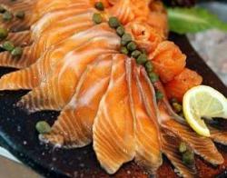 Salmon, Omega-3