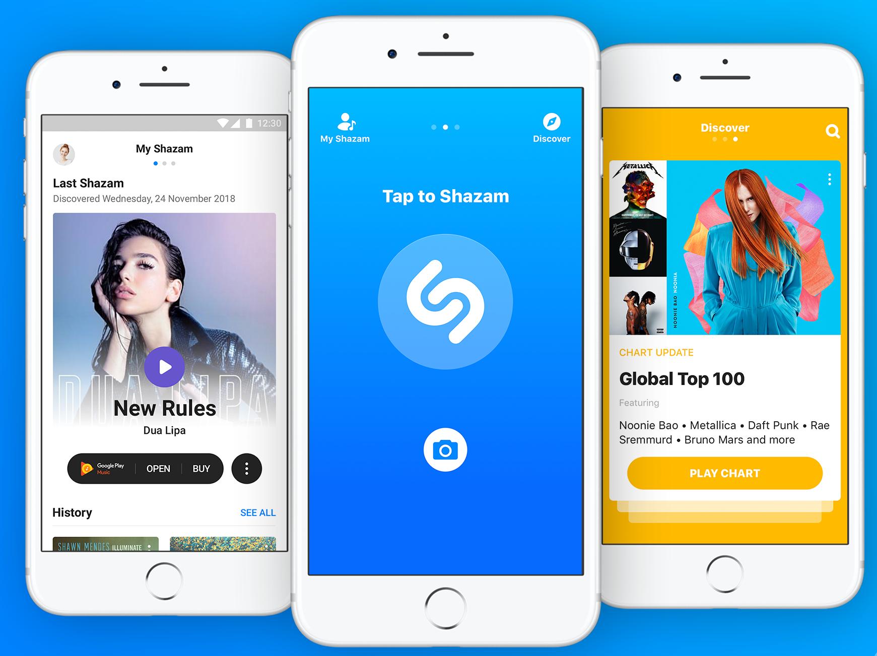 Shazam app goes advert free | The Star Online
